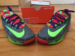 a31d948329685 new Nike KD VI 6 Energy size 7 warriors Champs curry