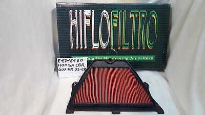 Filtro Aria Hiflo honda CBR 600 RR 2003 al 2006 HFA1616
