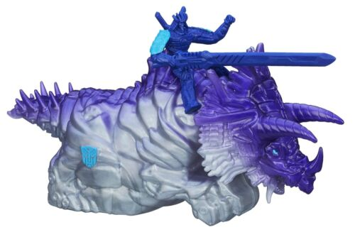 Transformers Dino Sparkers Figures Pull back and release to spark 3 to collect