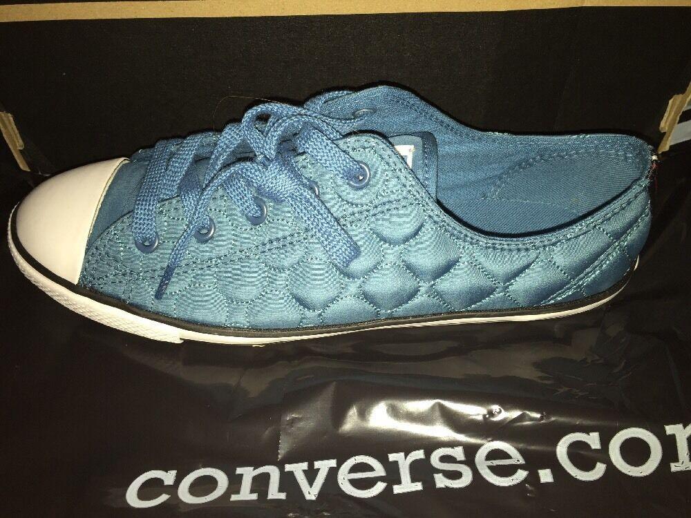 Converse Chuck Taylor Taylor Taylor Dainty Ox Aero bluee 544942f Size 9 b6a9f6