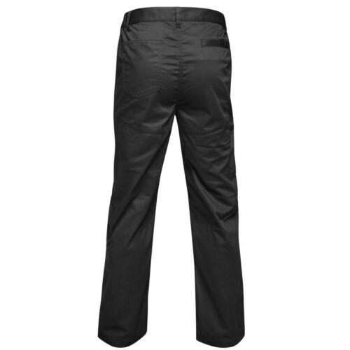 Regatta Hommes Pro Action Pantalon Work Wear Pantalon Genou Patin Poches TRJ600