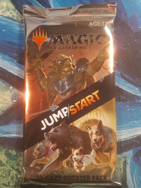 Jumpstart Booster Pack - Sealed - English - MTG - FREE SHIPPING