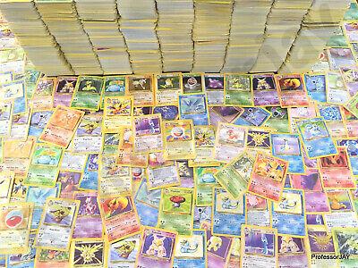 Pokemon Cards CUSTOM Mixed Bundles from 99p HOLOS RARES PROMOS Lots