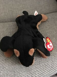 8f9838908c2 Image is loading RARE-Ty-Doby-Beanie-Baby-Style-4110-1996-
