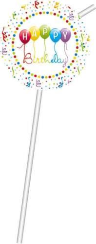 Kinder-Geburtstag Party Deko Feier Fete Motto Happy Birthday Streamers