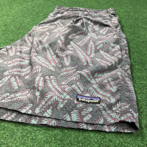Vintage Patagonia Baggies Shorts Nylon Floral All