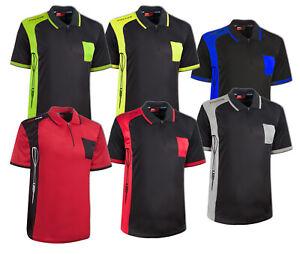 Dart-Polo-Trikot-Shirt-CLUB-Vereinsshirt-Sportshirt-Dartshirt-bis-128-10XL