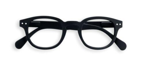 IZIPIZI Occhiale da Lettura Graduati Modello #C Nero GRAD.1.50