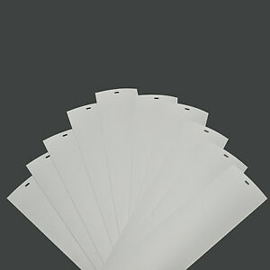 Vertical Blind Slats Vanes Replacement Blinds For House