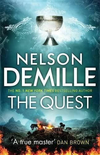 1 of 1 - DeMille, Nelson, The Quest, Very Good Book