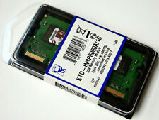 Kingston 1GB SO-DIMM 533 MHz DDR2 SDRAM Memory KTD-INSP6000A/1G for Laptop NEW !