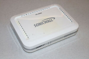 SONICWALL-TZ-205-TZ205-APL22-09D-Wireless-Used-Working-BM