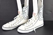 TRUE RELIGION Men's Hi Top Flop Shoes Sneakers White Grey US 11 NWD $160