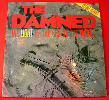 Damned Light At The End Of The Tunnel 2-LP No'd UK ORIG'87 LOW NUMBER #195 VINYL
