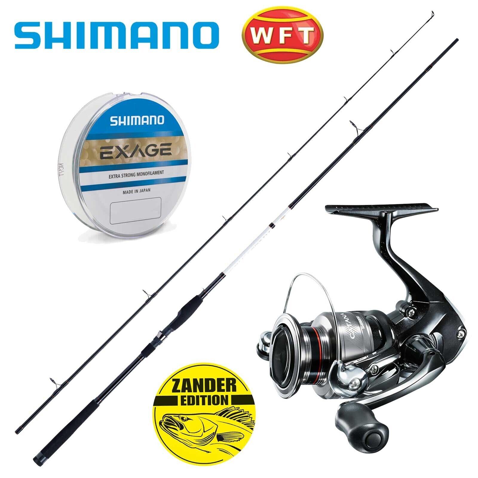 Persico completauominite Pesca ComboWFT stadia 2,70m 844g & Shiuomoo ruolo & Corda