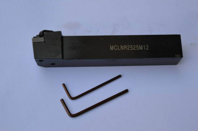 SRAPR2525M12 25x150mm Lathe External Turning Tool Holder for RPMT1204 CNC Insert