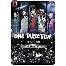 1 of 1 - Up All Night: The Live Tour [Video] by One Direction (UK) (DVD, May-2012, Syco M