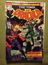 Tomb of Dracula #22 VG+ (Jul 1974, Marvel)
