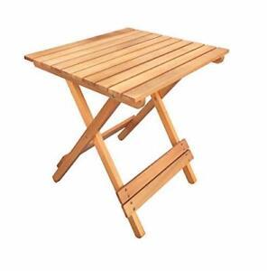 Folding Teak Side Table.Details About Havnyt Folding Teak Side Table Square Outdoor Garden Furniture 50 X 46cm