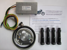 HONDA CB 350F (four) Electronic ignition , ignition