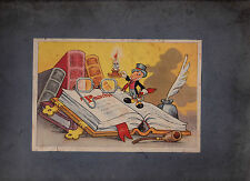1939/40 Walt Disney PINOCCHIO De Beukelaer Chocolates Cards Set Of 130 In Album