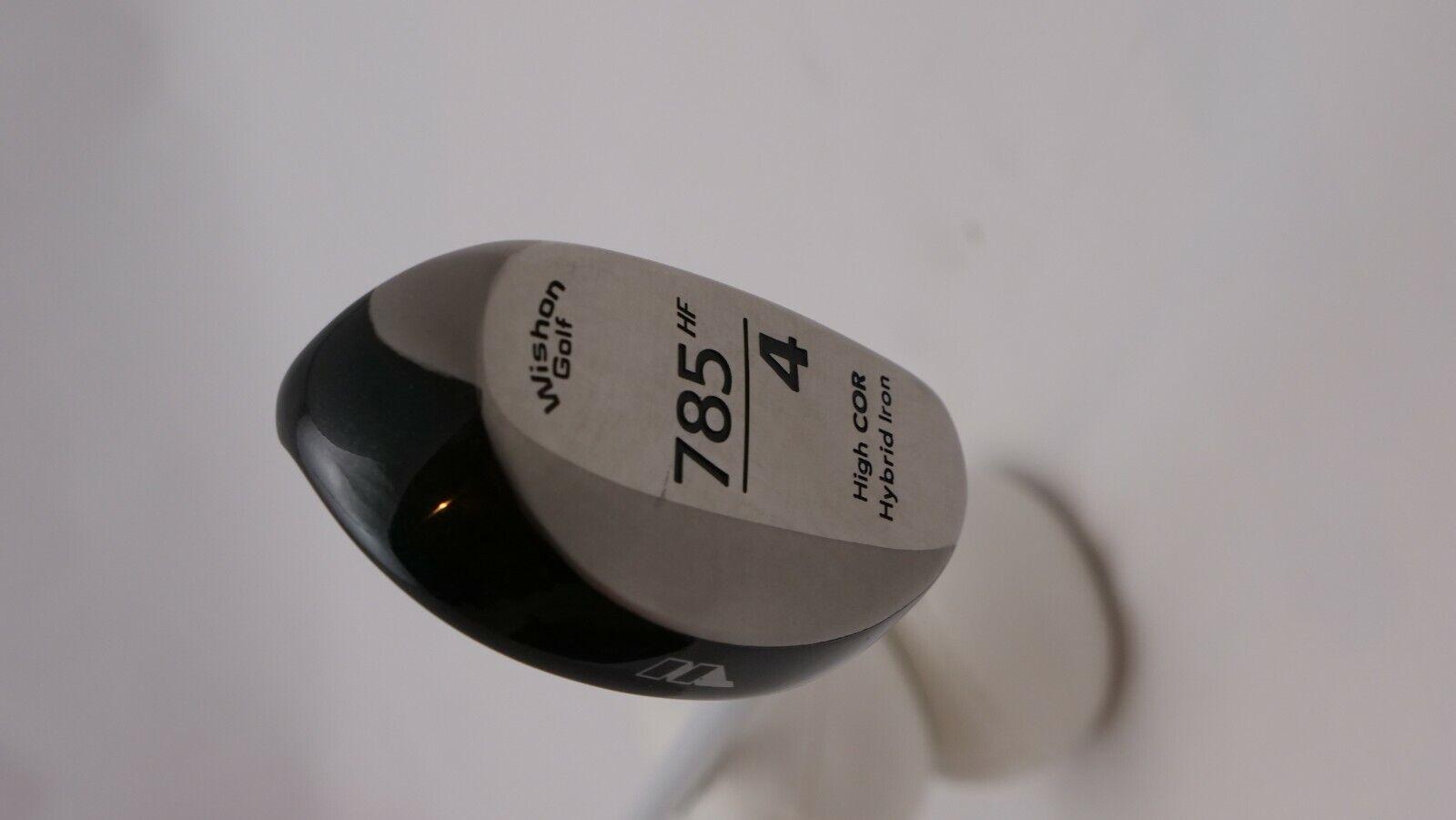 Wishon 785  4 Hybrid con eje  Fubuki 415 X Flex Híbrida  minoristas en línea