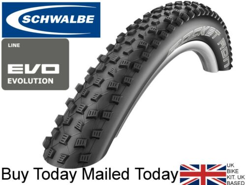 Schwalbe ROCKET RON EVO Cross Country Race Mountain Bike Tyre 29 x 2.25 Enduro