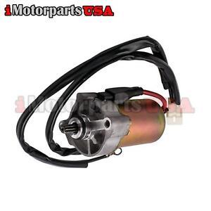 s l300 starter motor for polaris outlaw 90 110 sportsman 90 110 atv starter