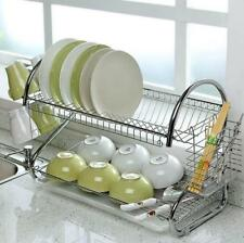 Stainless Steel COMINHKR042922 Ikea Grundtal Dish Drainer