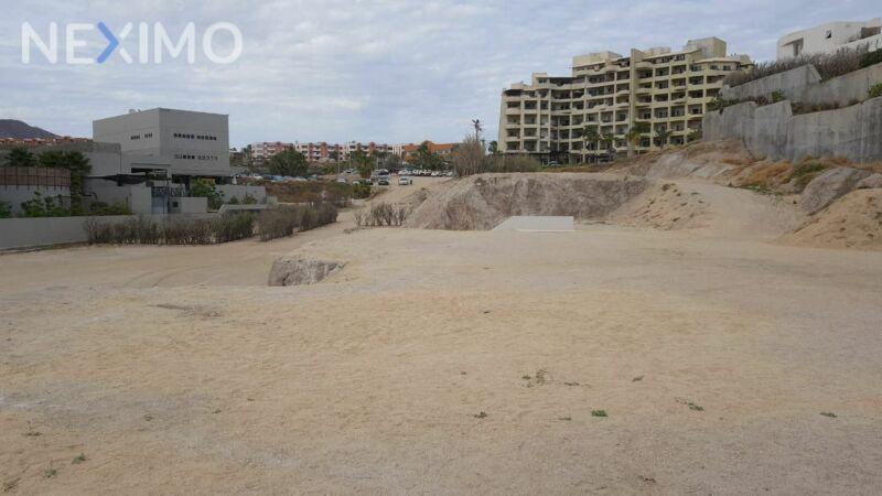 Se vende terreno frente a Arco de Cabo San Lucas