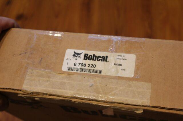 "7117833 Bobcat Hydraulic Hose Hydraulic Hose Assembly 5//8/"" X 88/"""