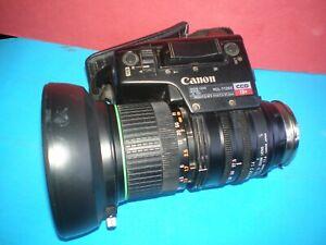 Rare-Japanese-lens-Canon-VCL-713BX-Macro-TV-Zoom-Lens-7-5-97-5mm-1-1-4