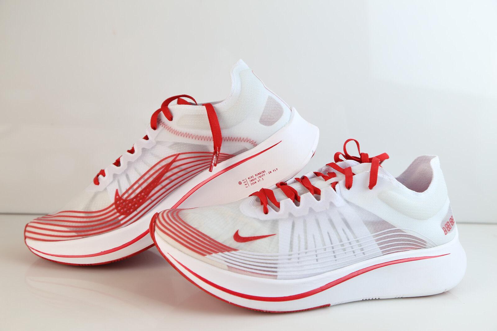 Nike zoom fliegen sp tokio weiße universität rot aj9282-100 15 nikelab rennen laufen