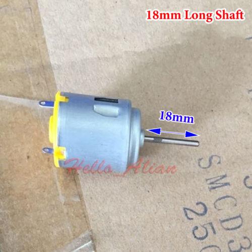 Mini 260 Motor DC 3V~9.6V 20000RPM High Speed Strong Magnetic Carbon Brush Motor