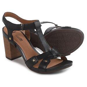 238f828f2ec4 Image is loading Women-039-s-Clarks-Banoy-Valtina-Sandals-Black-