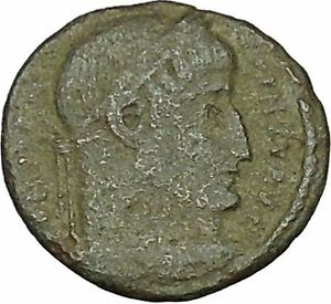 CONSTANTINE-I-the-GREAT-Ancient-Roman-Coin-Military-Camp-gate-i40370