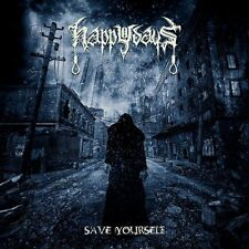 Happy Days - Save Yourself CD 2016 digi melancholic depressive black metal