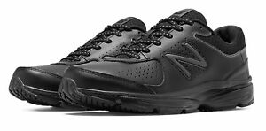 New-Balance-Women-039-s-Walking-411V2-Comfortable-Stability-Plush-Foam-Shoes-Black