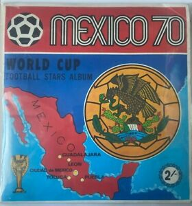 Panini World Cup Mexico 70 Football Album Stickers/Cards 1970 - Choose from list