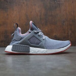 outlet store sale d06c9 8e955 Details about Adidas NMD XR1 Grey Red Size 14. BY9925 yeezy ultra boost pk