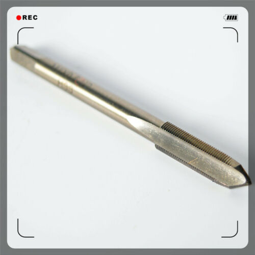 HSS Metric Machine Straight tap M7×0.5 Right Hand High-speed steel Pitch 0.5mm
