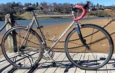 Merlin Titanium Racing Road Bike- 61 cm frame- 18 speed- Designer Rob Vandermark