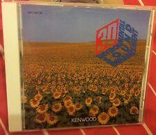 Kenwood 3D Environmental Sound Enhancement CD Japan 1994 Toshiba EMI Very Rare