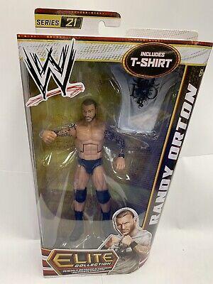 WWE Elite Serie 49 Figura de Acción Randy Orton