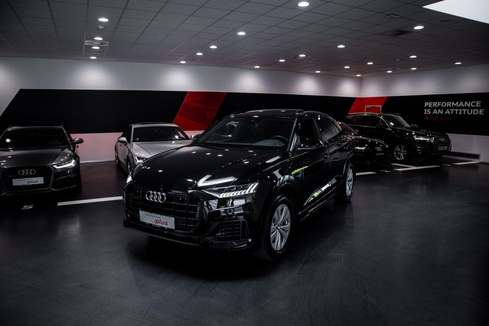 Audi Q8 50 TDi quattro Tiptr. 5d - 1.049.900 kr.
