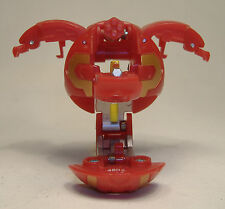 BAKUGAN BATTLE BRAWLER RED PYROS SPINDLE NEW VESTROIA 480G SPIN MASTER BB33