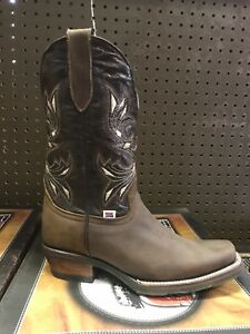 3b6d0ecc3c6 Details about RockinLeather Womens Crazy Flotter Square Toe Western Boot  Beautiful!