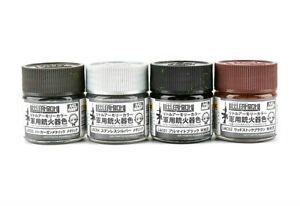 Mr-Hobby-Little-Armory-Color-Lacquer-LAC01-LAC04-Model-Kit-Paint-Gunze-GSI-10ml