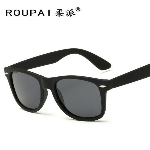 Male Classic Polarized Sunglasses Bright Retro Lady Sunglasses Driver Driving