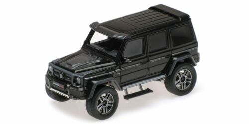 Brabus 4x4 Auf Basis Mercedes Benz G500 Black 2016 1:43 Model MINICHAMPS